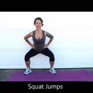2nd Trimester Booty & Thighs Workout