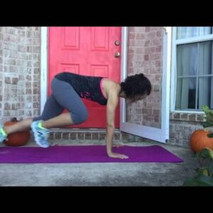 3 Day Flat Belly Ab Challenge {Day 2}