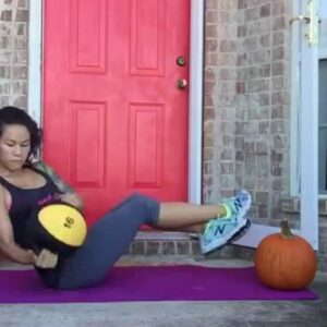 3 Day Flat Belly Ab Challenge {Day 3}