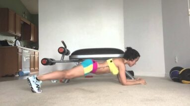 4 Killer Plank Variations to Try