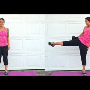 Beginner's Kettlebell Home Workout