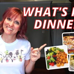 COOK WITH ME | LARGE FAMILY WHAT'S FOR DINNER | FRUGAL FIT MOM