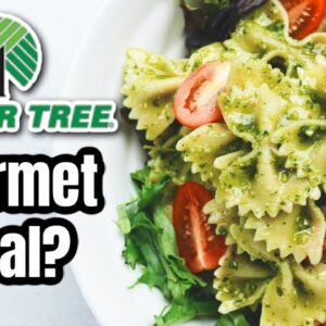 DOLLAR TREE LARGE FAMILY DINNER | BUDGET MEAL WITH FRUGAL FIT MOM FAIL?