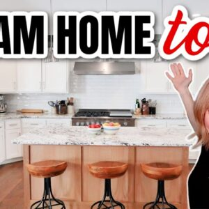 FOREVER DREAM HOUSE TOUR 2021 | NEW HOME TOUR FRUGAL FIT MOM