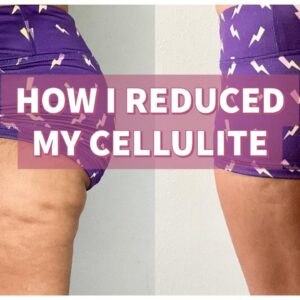 Get Rid of Cellulite | 6 Exercises for Cellulite | Cellulite Workout