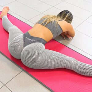 Girls Big Butt Lift Exercises and Stretching Routine!