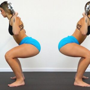 Girls Sexy Thick Thighs Workout at Home!