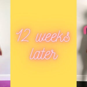 How I Lost 10 Pounds in 12 Weeks | SELF LOVE JOURNEY