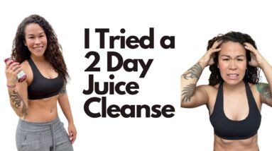 I Tried a Juice Cleanse Detox for 2 Days & Here's What Happened!