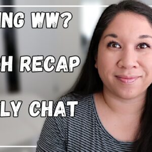 Quitting WW (kind of) | Weekly Chat | March Recap | Weekly Weigh-in Results | Weight Loss Journey