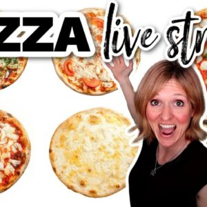 PIZZA NIGHT COOK WITH ME