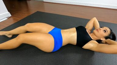 Pro Fitness Models 5 Minute Home Ab Workout Routine! Get a Sexy Stomach!