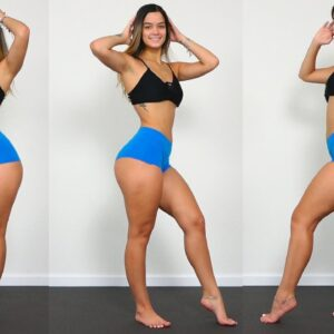 Slim Sexy Abs Home Workout! Trying New Plank Exercises!