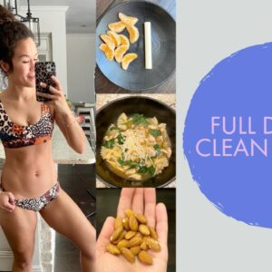 What I Eat to Stay Fit | Full Day of Clean Eating | FDOE | Healthy Meals