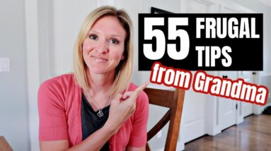 55 Frugal Living Tips from the Great Depression | Grandma's Frugal Hacks