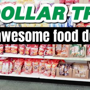 23 FOOD ITEMS YOU NEED TO BUY AT DOLLAR TREE | DOLLAR STORE HACKS SEPTEMBER 2021
